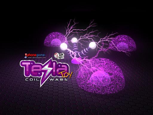 無料动作Appのテスラ玩具 - コイルウォーズデラックス|記事Game