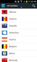 Screenshot of Visa Guide For Indians