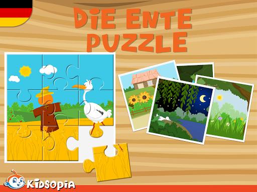 Die Ente Puzzle
