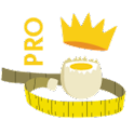 My perfect egg timer PRO logo