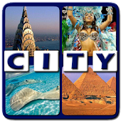 4 Pics 1 Word - Cities