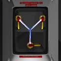 Flux Capacitor Live Wallpaper logo