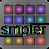 Smpler - HD & editable sampler