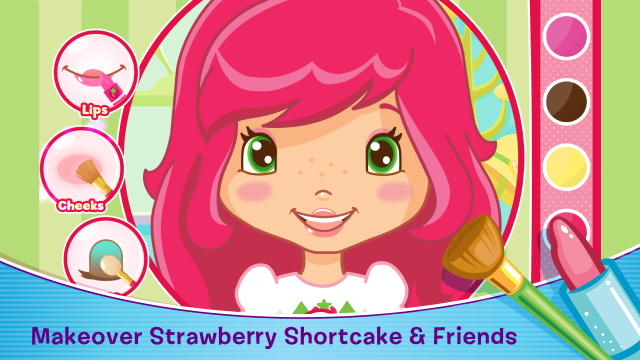 Uncategorized Strawberry Shortcake Picture strawberry shortcake salon android apps on google play screenshot