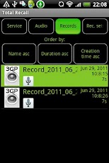 Call Recorder Galaxy S2 | Full