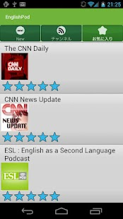 EnglishPodcast for Learners- screenshot thumbnail