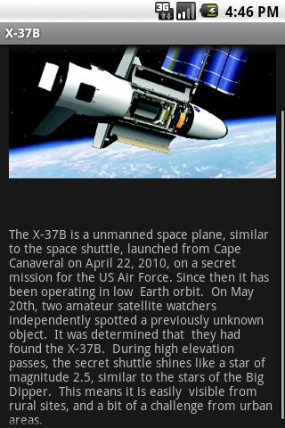 Satellite Flybys - screenshot