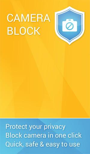 相機阻擋 - 間諜防禦 Camera Block