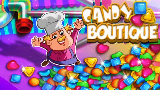 精品糖果:糖果店!