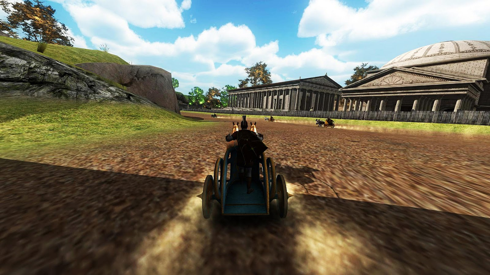 CHARIOT WARS- screenshot