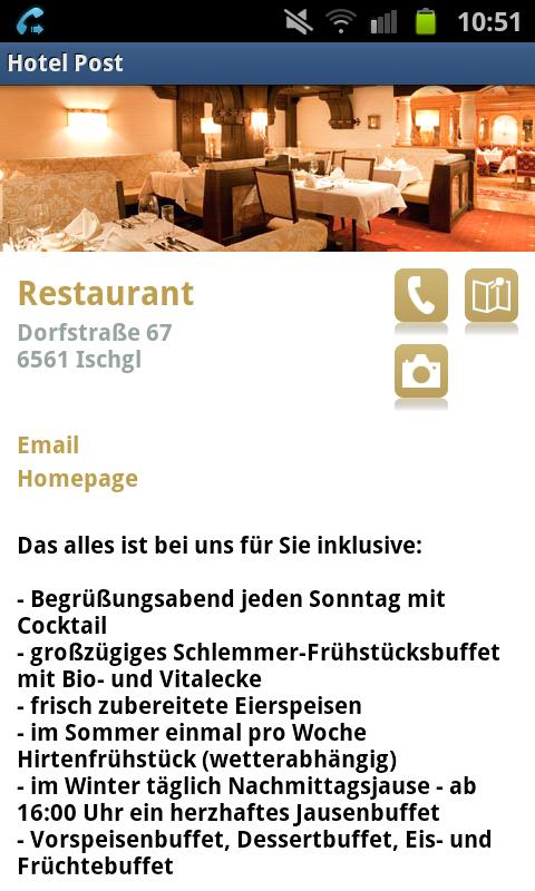 Hotel Post Ischgl - screenshot