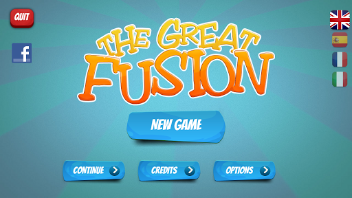The Great Fusion game for Android screenshot