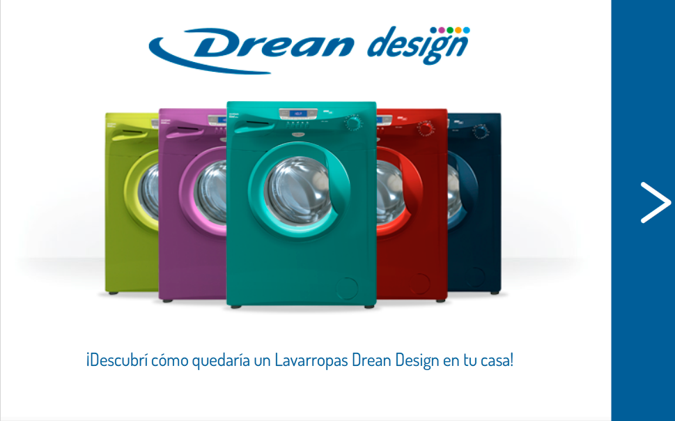Drean Design: captura de pantalla