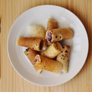 Crumpet Pancakes.