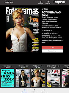 FOTOGRAMAS Revista - screenshot thumbnail