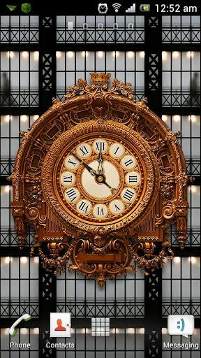 Live Wallpaper - Musée d'Orsay