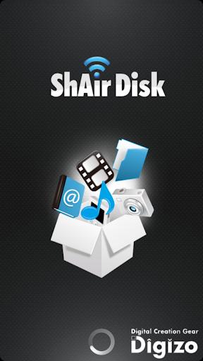 ShAirDisk