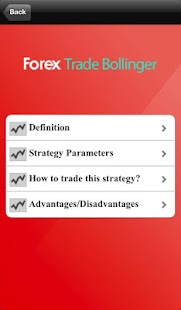 Forex Trade Bollinger Bands- screenshot thumbnail