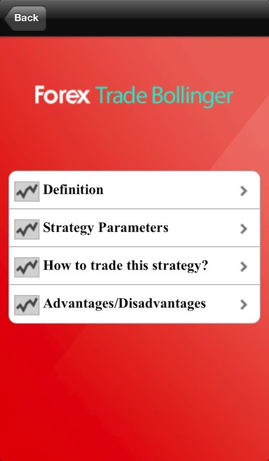 Forex Trade Bollinger Bands- screenshot