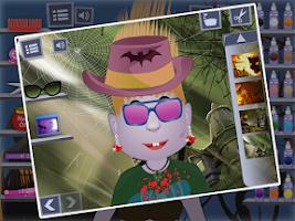 Screenshot of Monster Hair Salon 2