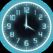 Glow Legacy Clock Widget