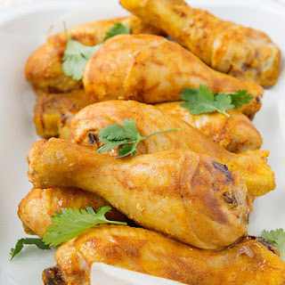 Indian Spiced Drumsticks