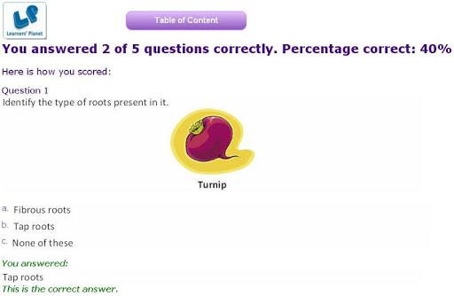 VIVO FREE Grade-6-Science-Quiz-3 version2 APK Download for ZTE