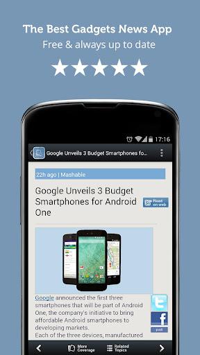 Gadgets News - Newsfusion