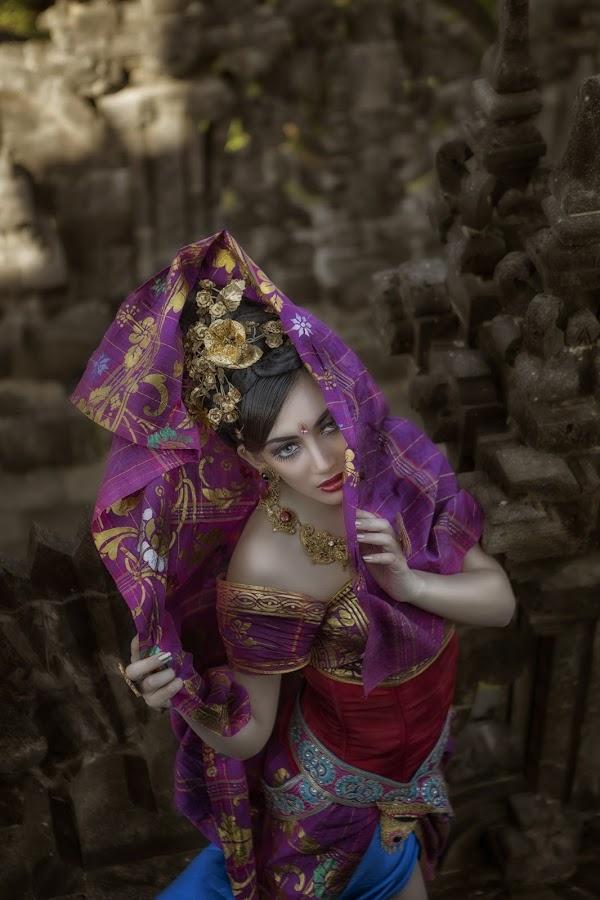Kartika by Teddy Wijaya - People Portraits of Women