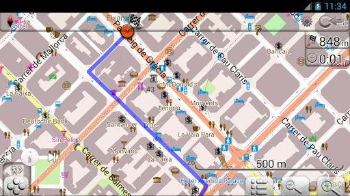 免費下載旅遊APP|Map of Spain app開箱文|APP開箱王