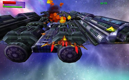 Galactic Run Screenshot 3