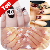 Nails designs step by step