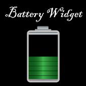 ただのバッテリーウィジェット