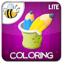 Animals Color Book Lite icon