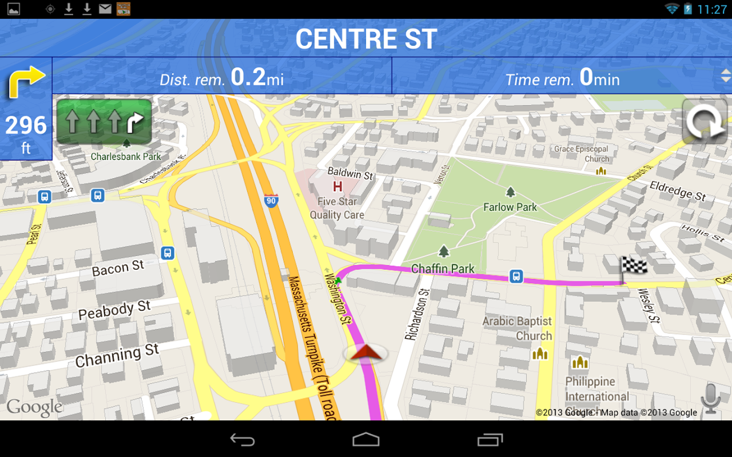 truck gps route navigation android apps on google play. Black Bedroom Furniture Sets. Home Design Ideas