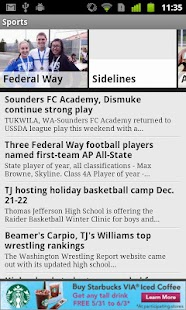 Federal Way Mirror - screenshot thumbnail