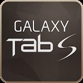 GALAXY Tab S Expérience-Tablet