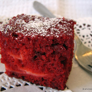 No Red Food Coloring Velvet Cake With Boiling Hot Water