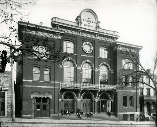 Please Enjoy the Show: Images of Richmond Theater — Google