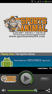 The Sports Animal WNML - screenshot thumbnail