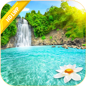 Real Waterfall 3D LWP Free