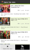 Screenshot of Opera Van Java ( OVJ )