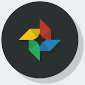 Naxos Flat Round Icon Pack