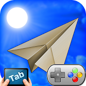 Paperplane Fly 3D Tab