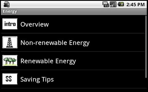 Energy Central- screenshot thumbnail