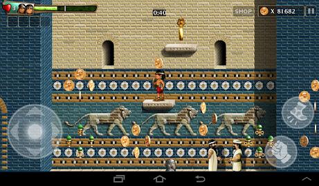 Babylonian Twins Platform Game Screenshot 10