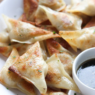 4-Ingredient Easy Potstickers Recipe