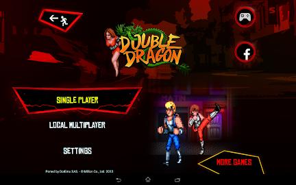 Double Dragon Trilogy Screenshot 21
