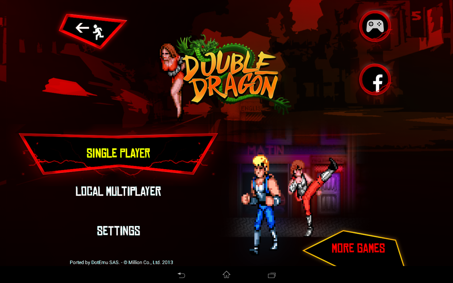 Double Dragon Trilogy screenshot #21