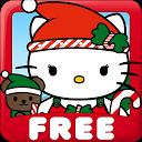 Dress Up Hello Kitty Christmas mobile app icon